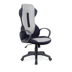 RINGO fotel gabinetowy jasny beż-czarny