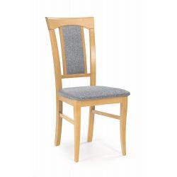 KONRAD krzesło dąb miodowy / tap: Inari 91 (1p 2szt)