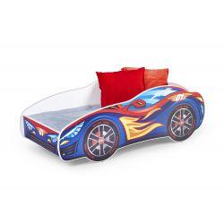 SPEED łóżko wielobarwny (1p 1szt)