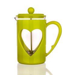 Banquet Dzbanek do kawy i herbaty Darby Green 0,8 l