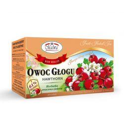 MALWA Herbatka Owoc Głogu, 20 torebek