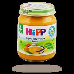 Hipp Zupka krem BIO - jarzynowa 125 g